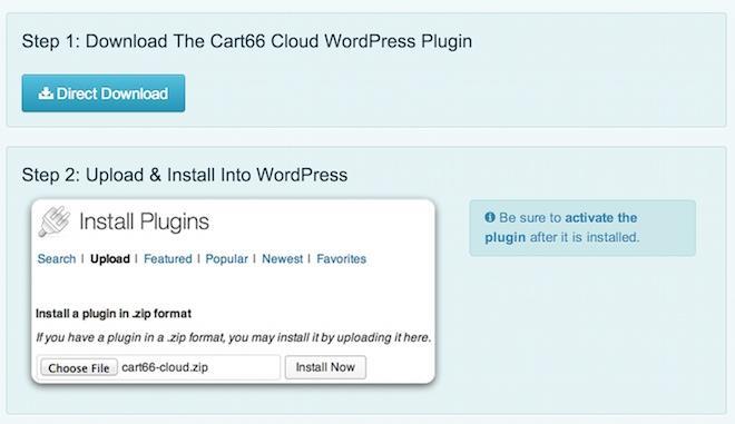 Download WordPress Plugin